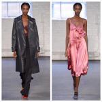 Leila Nda at New York FashionWeek