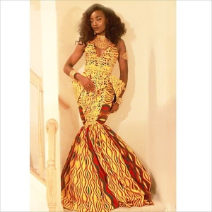 fe8f6cb5fc African Prom Dress Deemed Inappropriate Wins Internet