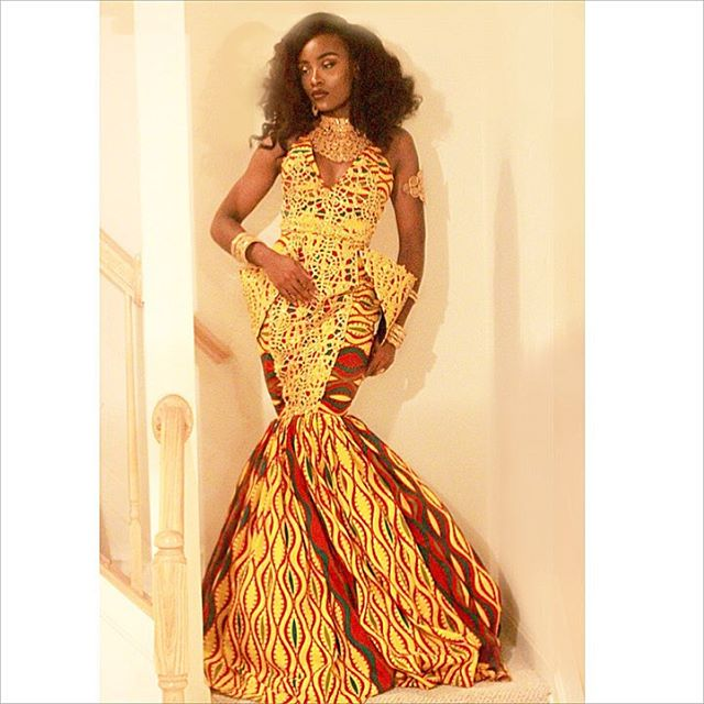Fall's New Mood: Unapologetic Regal African Fashion