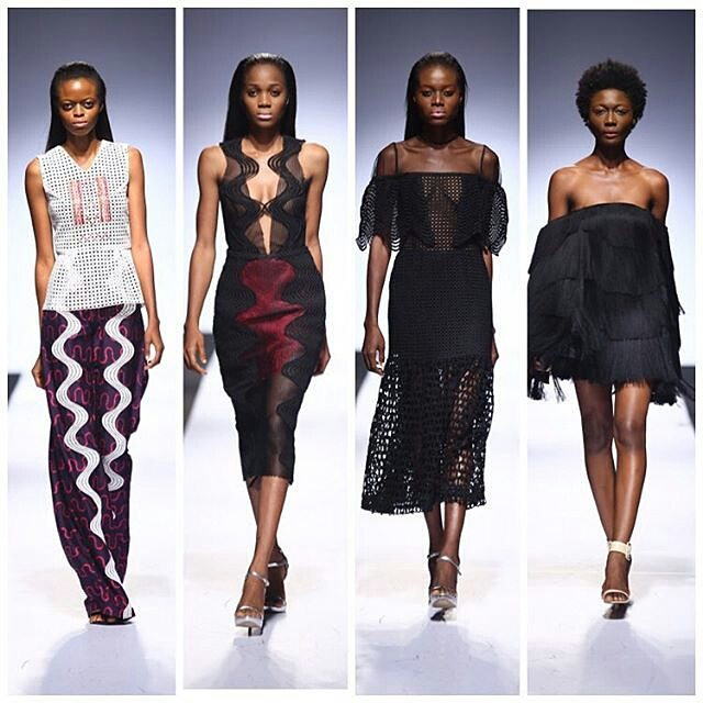 For the power of womanhood: Maki-Oh at the 2015 Lagos Fashion and DesignWeek