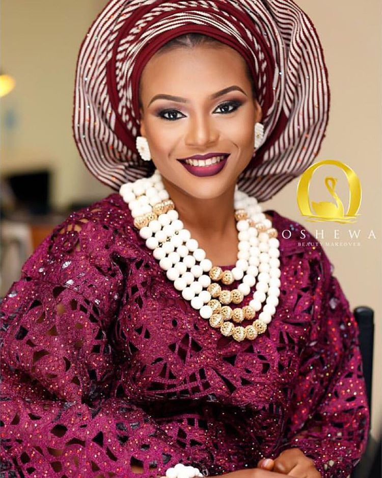 Why do we care so much for beaded jewelry inNigeria?