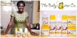 The Body Butter Company: All Natural Hair and Skin Care Product FromGhana