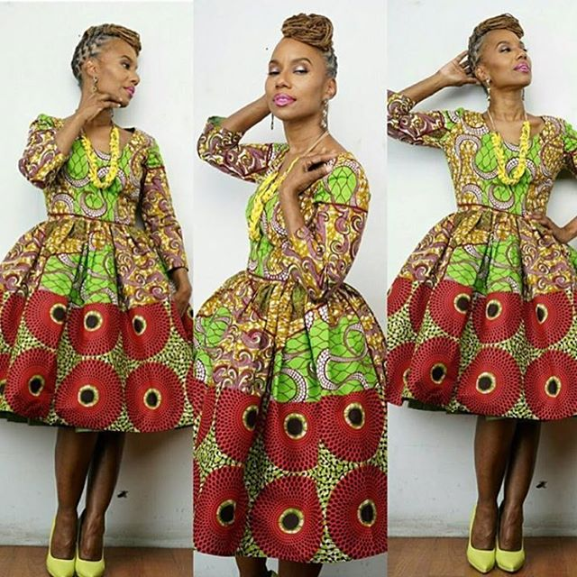 "Quote of the day: ""With African Fashion, there are no shortcuts"""