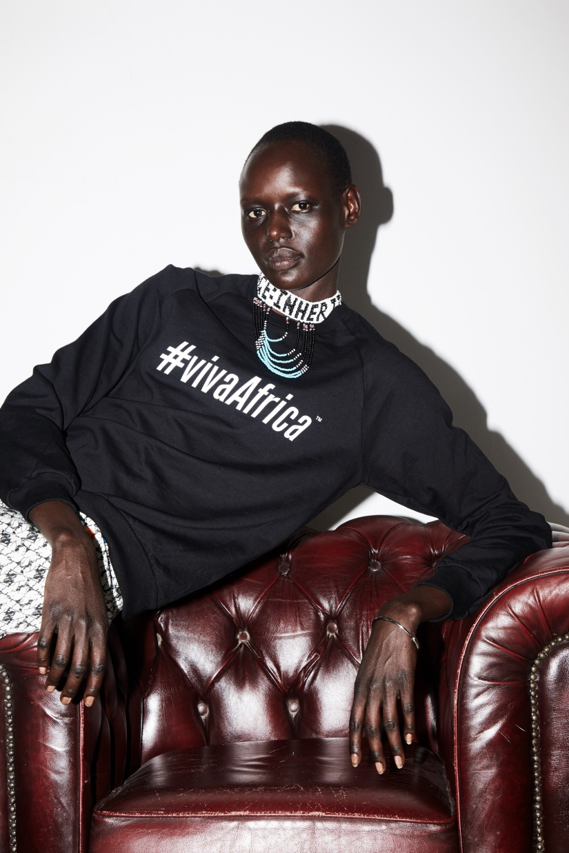 How OXOSI is shining a light on AfricanFashion?